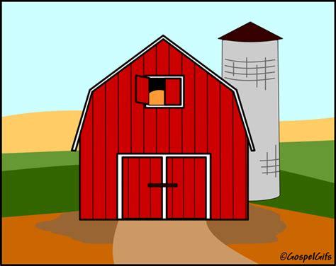 red barn green barn clip art at vector clip art image 13228