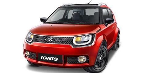 Harga Karpet Mobil Suzuki Ignis berkat suzuki ignis honda brio mesti rela disalip suzuki