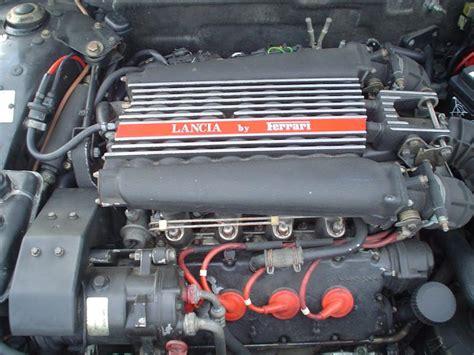 Lancia Thema 832 Lancia Thema 832 Motoburg