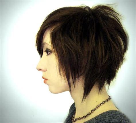 tutorial potong rambut emo model rambut bob dan potongan rambut pendek