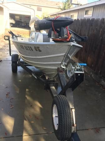 pontoon boats for sale modesto ca 12 ft klamath aluminum boat boats for sale modesto ca