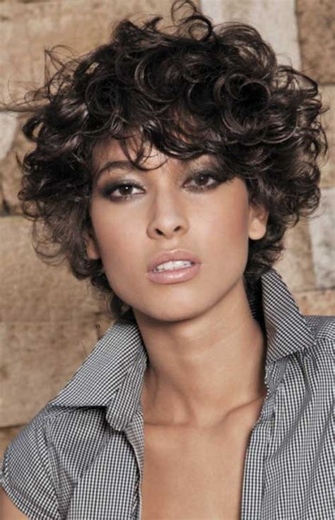 when naturally curly hair shorter in back 20 most beautiful short curly hairstyles short