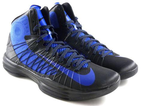 royal blue nike basketball shoes nike hyperdunk 2012 black royal blue basketball mens shoes