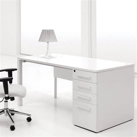 ikea glass office desk 25 best ideas about white desk with drawers on