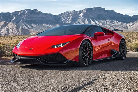 Lamborghini Huracan Red by Rated 1 Exotic Car Rental Experience In Lv On Tripadvisor