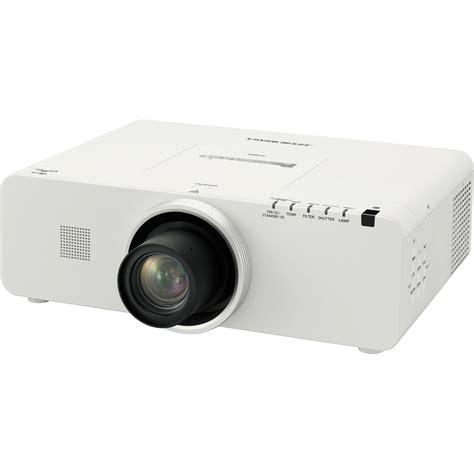 Lcd Proyektor Panasonic Panasonic Pt Ez570u Lcd Projector Pt Ez570u B H Photo