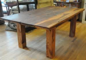 farmhouse dining table plans rustic