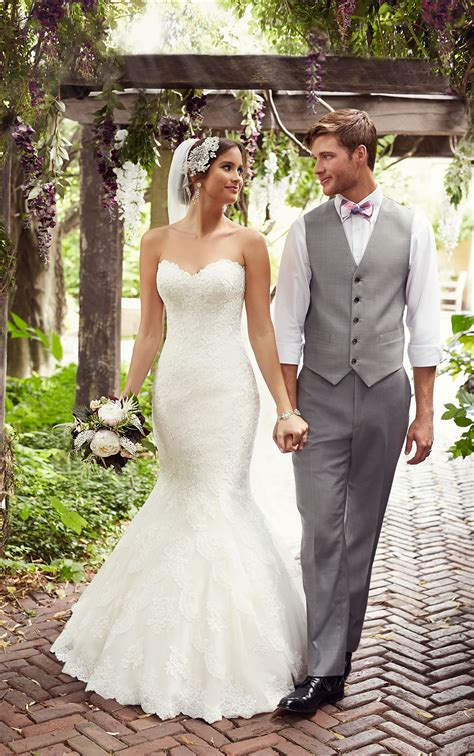 Wedding Hairstyles For Sweetheart Neckline by Sweetheart Neckline Wedding Dresses Essense Of Australia