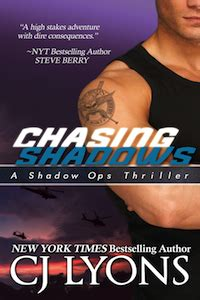 Chasing Shadows Shadow Ops Book 1 books new york times bestseller cj lyons