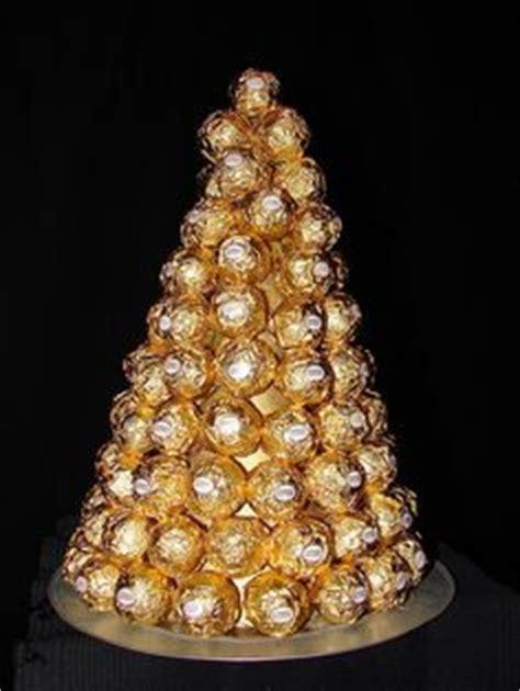 roche christmas tree ferrero roche pyramid tree