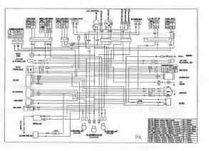 modern buddy buddy 125 wiring diagram