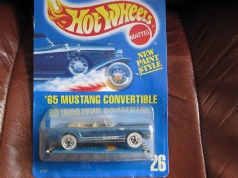 96 Mustang Convertible Blue Card Wheels Moc 181 best images about toys die cast vehicles on