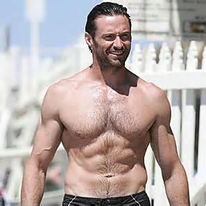 Jason Statham Bench Press Hugh Jackman Workout Routine And Diet For Wolverine