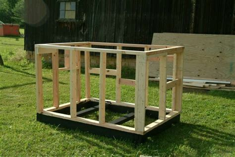 how to build a nice dog house building a dog house