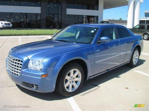 Chrysler Blue by 2007 Marine Blue Pearlcoat Chrysler 300 Touring 40479451