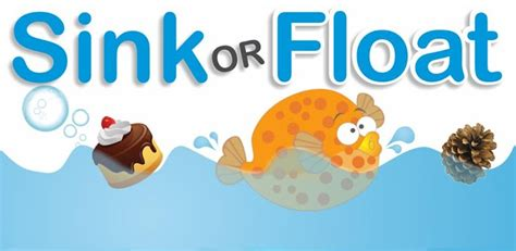 Objects That Sink And Float by Sink Or Float V1 1 Apk Filechoco Com Richmond