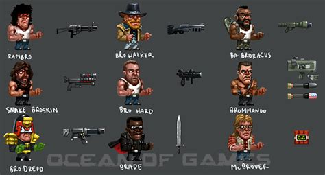 broforce full version free online broforce free download ocean of games