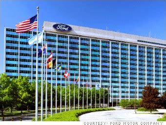 Mba At Of Michigan Dearborn by Ford Motor Co World S Top Employers For New Grads