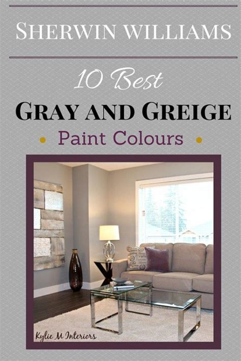 Mega Grey Top sherwin williams the 10 best gray and greige paint