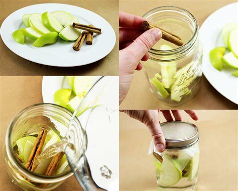 Apple Lime Detox Water by 4 Diy Detox Waters