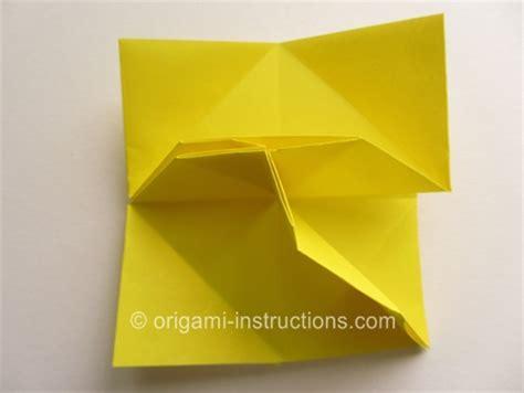 Omuta Origami - origami sunken omuta folding