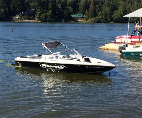 moomba boats top speed 2005 21 foot moomba outback power boat for sale in