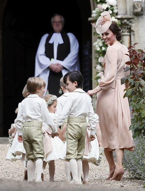 la boda de kate 8408132466 el look de kate middleton en la boda de su hermana pippa telva com