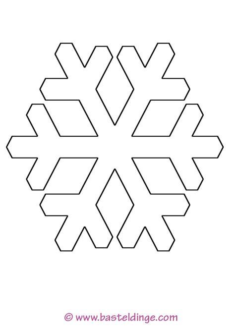 Papier Schneeflocken Vorlagen by Verschiedene Schneeflocken Vorlagen Basteldinge