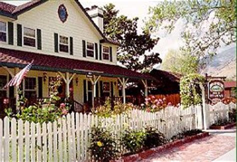 Bed And Breakfast Southern California by Kern River Inn Bed And Breakfast Kernville Southern