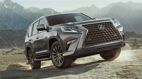 2020 lexus gx 2020 lexus gx revealed with updated styling road package