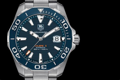 TAG Heuer Fortifies the AQUARACER 300M with a Ceramic Bezel (specs & price)   Monochrome Watches