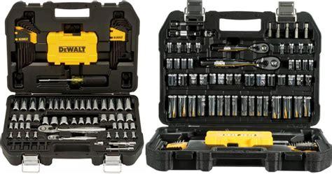 home depot dewalt 108 mechanics tool set only 59