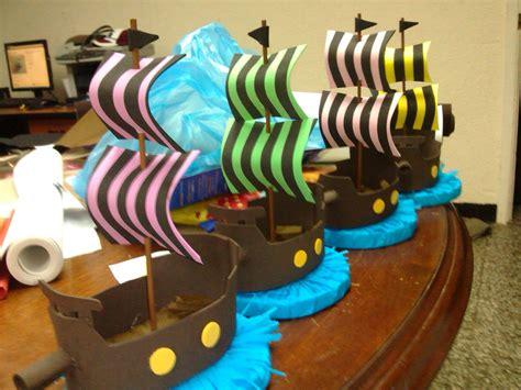 boat centerpieces pirate boat foam centerpieces boy centerpieces