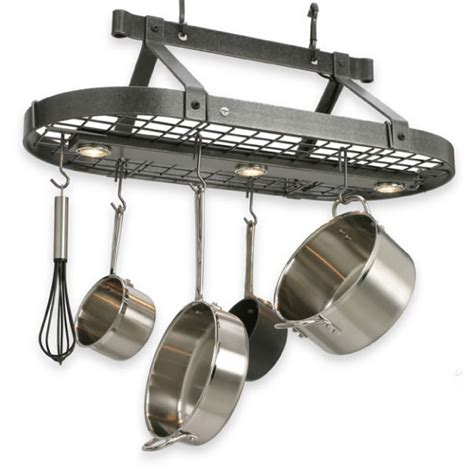 Saucepan Rack Enclume Pot Racks Kitchen Furniture And Home Accessories