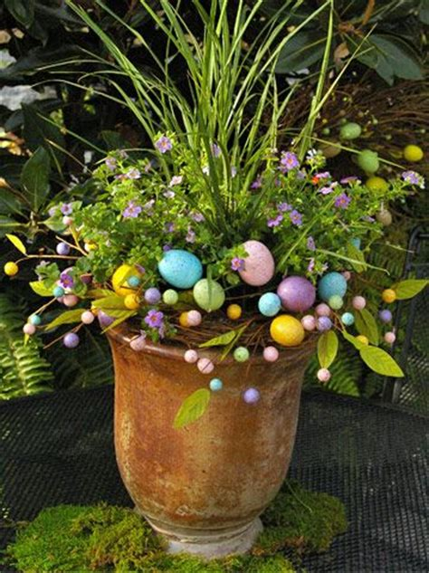 Garden Decoration Brisbane by 25 Best Ideas About Outdoor Easter Decorations On