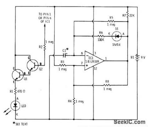Lm339 Pin Diagram