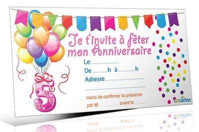 Exemple De Lettre D Invitation D Anniversaire Gratuit Modele Invitation Pour Anniversaire Document
