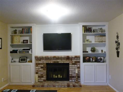 built in cabinets around fireplace project gallery the diary of mrs match