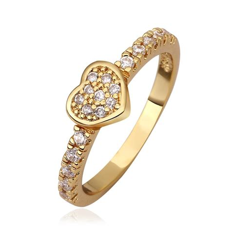 rings for jewelry ring 18k gold plated ring 18k fashion jewelry ring for