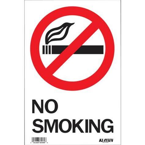no smoking sign in word klassen bronze 8 quot x 12 quot sign no smoking symbol word