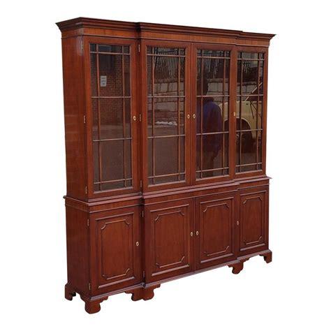 kindel furniture national trust large mahogany  piece