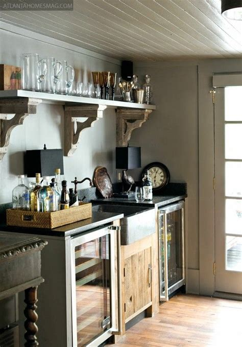 bar area ideas mini bar home pinterest