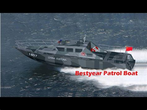 military patrol boats for sale for sale super aluminum 18m military patrol boat youtube