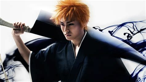 sota fukushi real twitter photos of bleach in live action singing and dancing