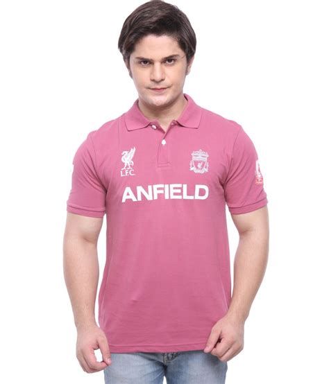 Tshirt Liverpool Desain Nv Liverpool 45 liverpool mens casual t shirt cinnamon buy liverpool mens casual t shirt cinnamon at