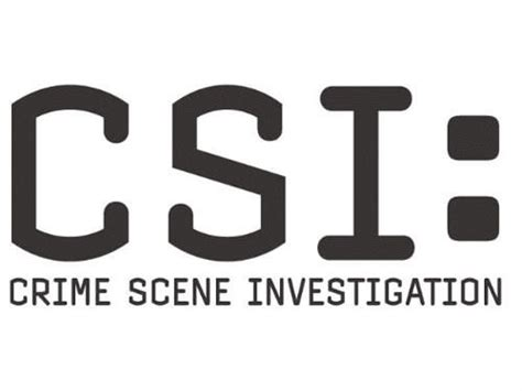 Csi Search Csi Tv Show Logo Search Results Million Gallery