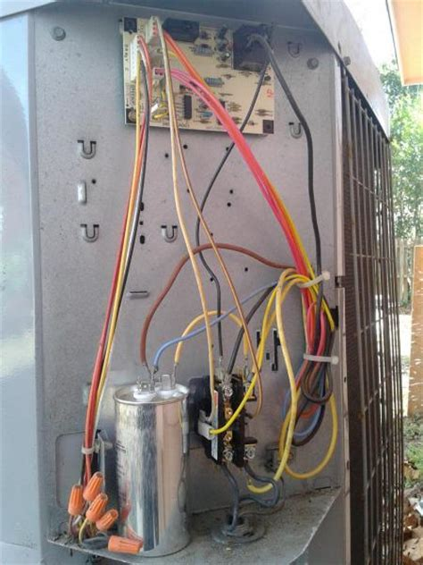 fan capacitor for ac unit carrier ac condenser wiring diagram get free image about wiring diagram