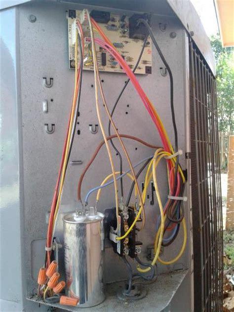 carrier condensing unit  running doityourselfcom