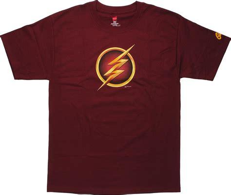 T Shirt The Flash Pcs flash tv symbol t shirt