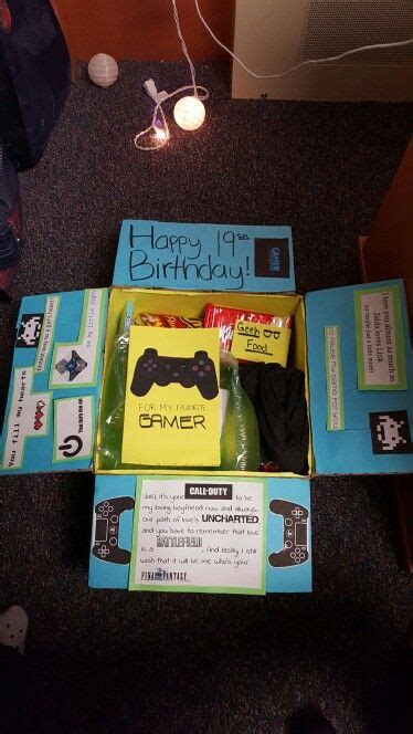 gifts for gamer gamer care package birthday gifts birthday gifts for and birthday care